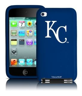 Kansas City Royals iPod Touch 4th Gen Silicone 4G Case