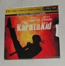 The Karate Kid (UMD for PSP, 2010) ***MINT CONDITION***