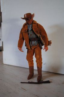 Big Jim Mattel Karl May Old Shatterhand in Outfit 1