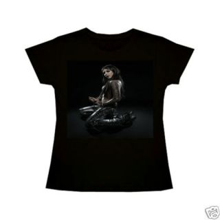 La Ink Kat Von D Tattoo Fab Girls T Shirt