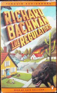 Audio Book STEPHEN KING Kate Nelligan RICHARD BACHMAN Ohio HORROR 96