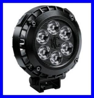 KC Hilites LED Lamp Light 4 18W Round Driving Lamp Ea
