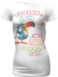 Kelloggs Toucan Sam Jungle Jam Junior Tee Shirt s XL