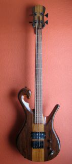 32 Scale Length 4 String Custom Built Carl Thompson Style Bass