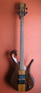 32 Scale Length 4 String Custom Built Carl Thompson Style Bass