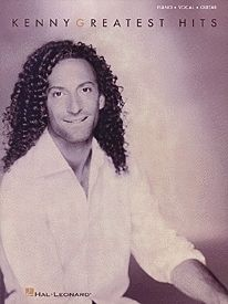 Kenny G Greatest Hits Sheet Music Piano Song Book