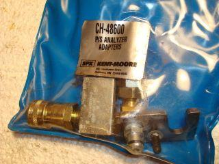 Kent Moore J 48600 Power Steering Analyzer