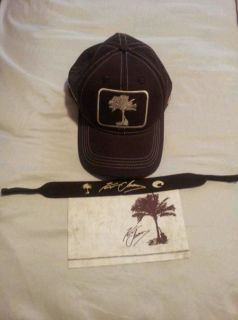 Kenny Chesney Costa Del Mar Hat Holder and Cleaning Cloth