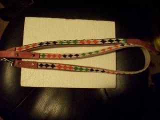 Kenya Kenyan Maasai Beaded Dog Collar Leash Set 1