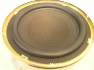 Kenwood Subwoofer Speaker Home Audio Bass Woofer Driver