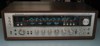 Kenwood Eleven III Stereo Am FM Receiver Model 11 Monster