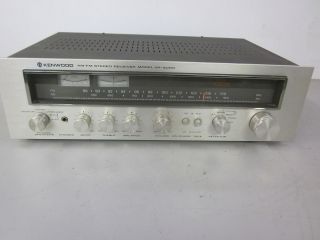 Kenwood KR 3090 Am FM Home Stereo Receiver