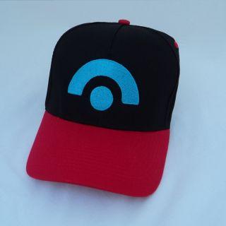 New Ash Ketchum Diamond Pearl Battle Hat Costume Cap Pokemon Ships