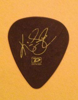 Very RARE Kevin Jonas Jonas Brothers Signature Guitar Pick