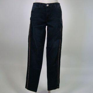Khloe Kardashian Blank NYC Chain Link Skinny Jeans Size 30