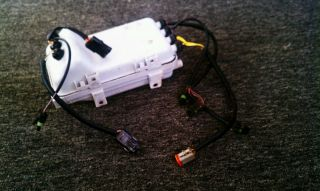 98 complete electrical box mpem 278000981 sea doo 97 1997 spx w key