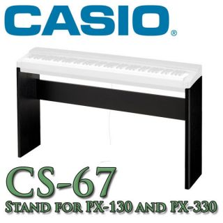 Casio CS 67 CS67 Keyboard Stand for PX 130 and PX 330