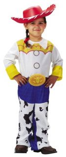 Jessie Toy Story Kids Girls Cowgirl Red Hat Woody Costume Halloween 3T