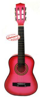 Star Kids Acoustic Toy Guitar 27 Pink Color CG621 PK