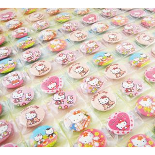 Sanrio Hello Kitty Badges Pins BIG SALES Kids Party Gift RANDOM ZZ02
