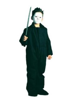 Child Jason Friday The 13th Kids Halloween Costume SM