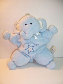 Kids Preferred Sweet Dreams Star Blue Elephant
