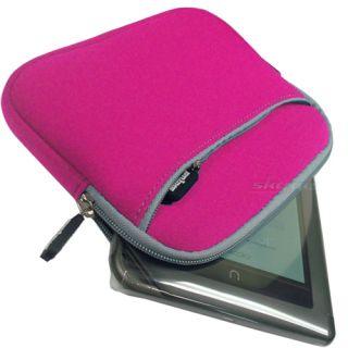 Travel Carrying Case Bag for Blackberry Playbook 7 Nook Tablet Kindle