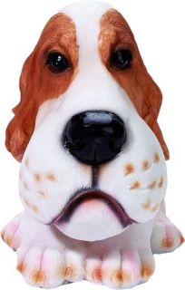 Cavalier King Charles Spaniel Dog Pooch Money Coin Bank