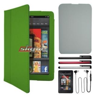 Bundle Clear Case Combo Pack for  Kindle Fire 7in 8GB