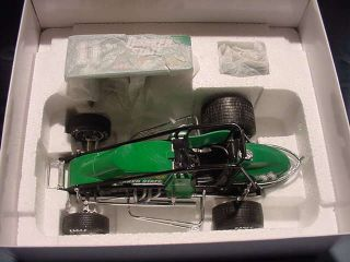 Steve Kinser 11 Quaker State GMP Dirt World of Outlaw Sprint Car