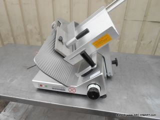 Commercial Manual 12 Slicer Meat Deli Kitchen Cheese SE12