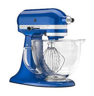 KitchenAid Design Series Artisan Stand Mixer Glass Bowl KSM155GB Pick