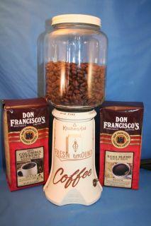 Kitchen Aid KitchenAid Coffee Grinder A 9 Restored Wht