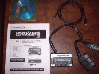 PC3 USB Power Commander 02 06 Harley V Rod