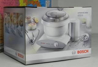 Bosch Universal Plus 800W Kitchen Machine Mixer MUM6N10UC New in Box