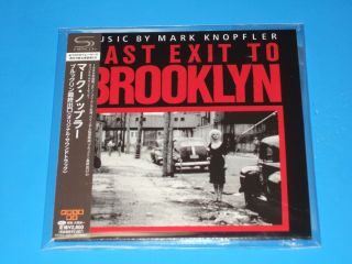 Mark Knopfler Last Exit to Brooklyn Japan SHM Mini LP CD