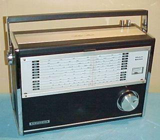 Grundig TR 807 Multi Band Shortwave Receiver Radio—WOW