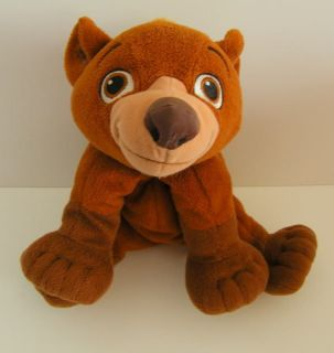 Disney Movie Brother Bear Koda Plush Toy Stuffed Animal