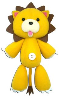 Bleach Kon 8 Plush Anime GE 6960