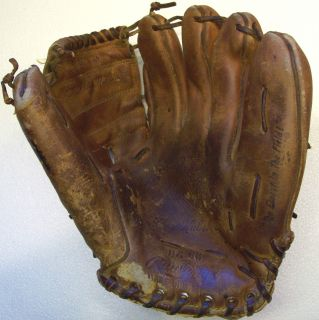 Vintage Rawlings BG66 Tony Kubek Baseball Glove New York Yankees
