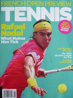 Rafael Nadal 6 10 Tennis Magazine Svetlana Kuznetsova