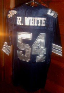Randy White Dallas Cowboys Mitchell Ness Jersey Size 54 Retail $300