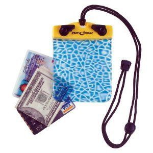 Kwik Beach Pool Dry Waterproof Alligator Case Wallet Fast SHIP New