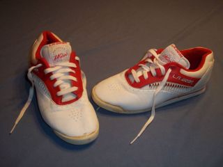 RARE Vtg La Gear Low Top Running Shoes Sneakers Womens 7 5 7 EUC