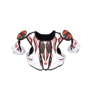 Warrior Tempo Elite 11 Lacrosse Shoulder Pads Medium
