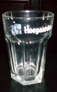Hoegaarden Pint Bar Glass Heavy Beer Glass