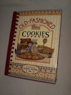 Old Fashioned Cookies Cookbook Illus by Debbie Mumm 0785383042