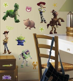 Disney Toy Story 3 Peel Stick Wall Decals RMK1428SCS