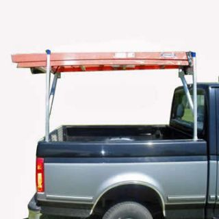 Contractor Pickup Pick Up Truck Ladder Rack Side Mount