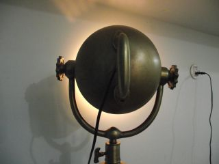 Lamp Light Designer Spot Marine Light Collectible Antique Lamp